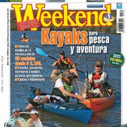 Tapa Web Weekend aniversario