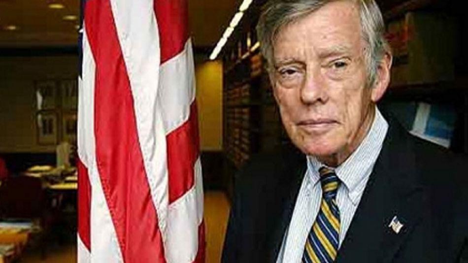 Thomas Griesa, el juez de la deuda argentina.