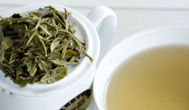 El té blanco