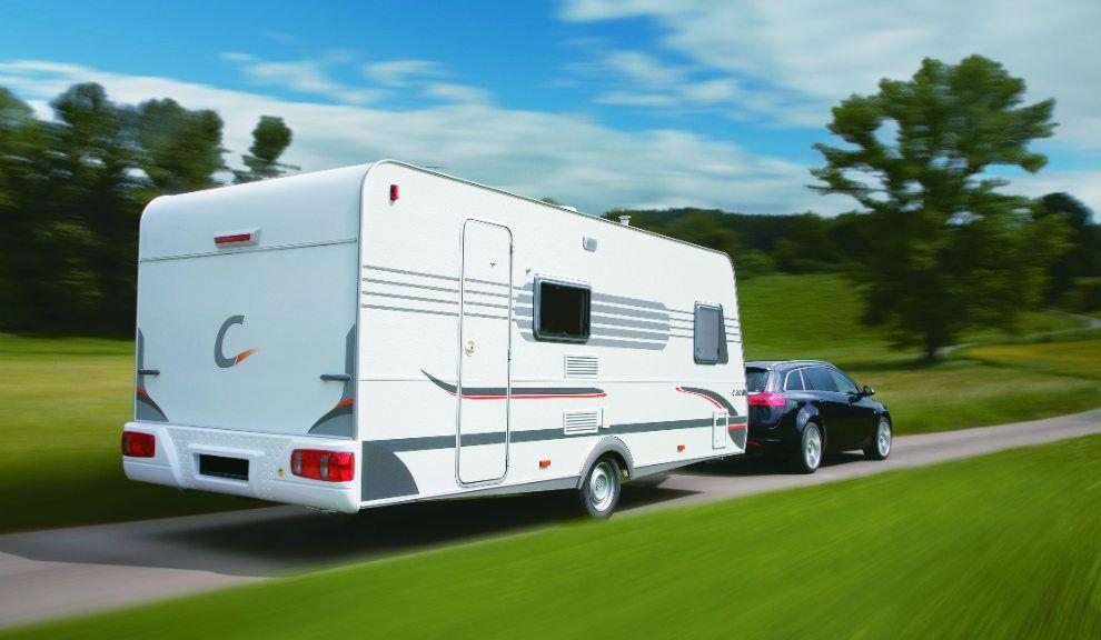 Casas rodantes otra forma de acampar  Weekend