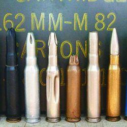 Tipos de uso militar