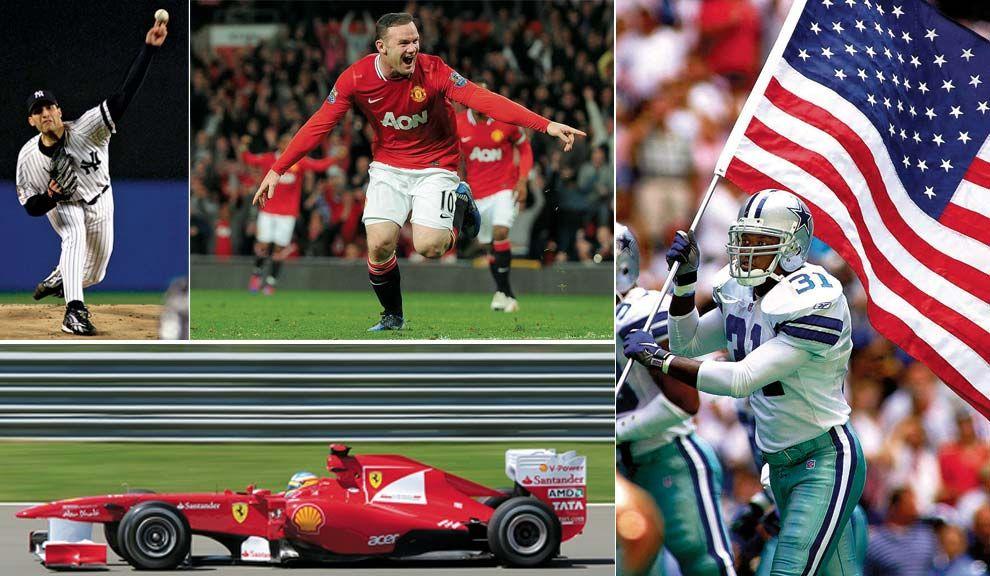 Multinacionales del deporte