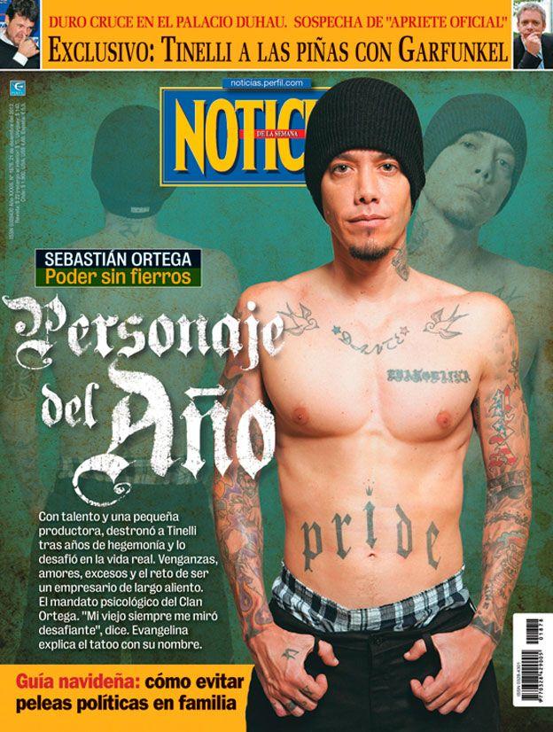 El personaje del año: Sebastián Ortega