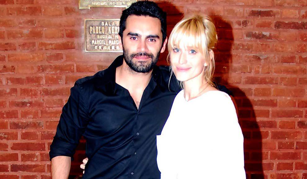 Gonzalo Heredia y Brenda Gandini