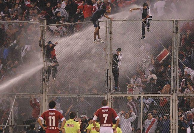 """""""La violencia en el fútbol no tiene solución"""", dijo Mónica Nizzardo, ex titular de la ONG Salvemos al Fútbol. / Fotobaires archivo"""