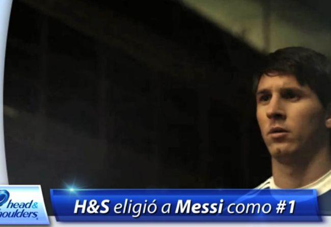 El muñeco gigante de Lionel Messi que fue quemado en La Plata para traer buena suerte. / TN La Plata
