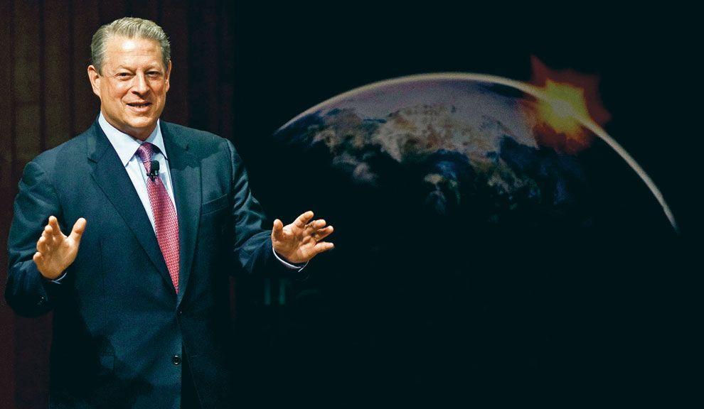 La traición de Al Gore