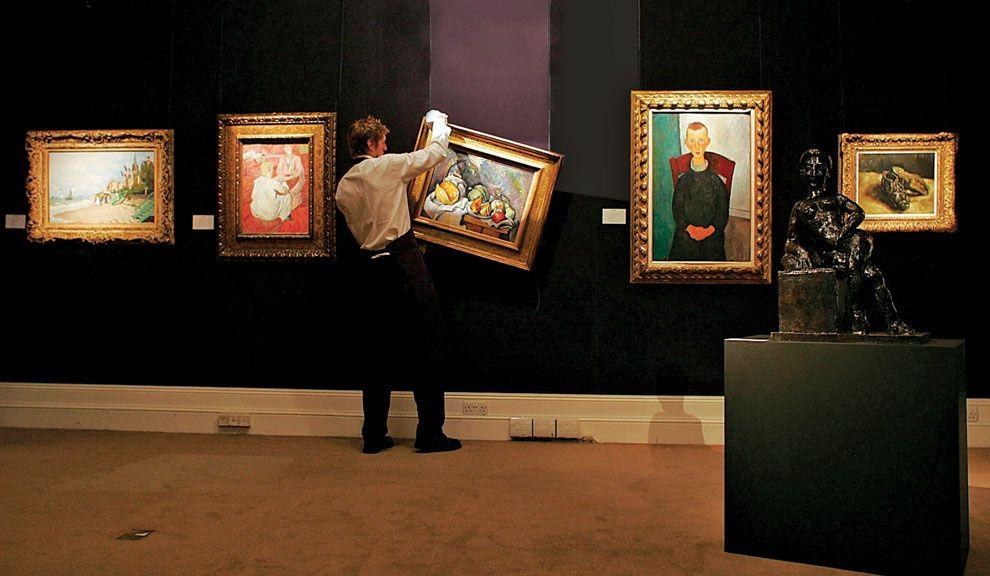 Delitos hechos con arte