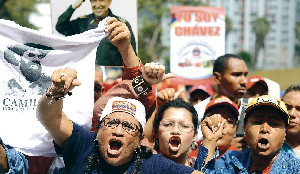 Venezuela: matar al padre