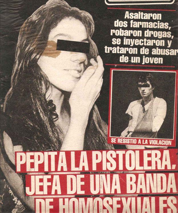 La auténtica Pepita la pistolera