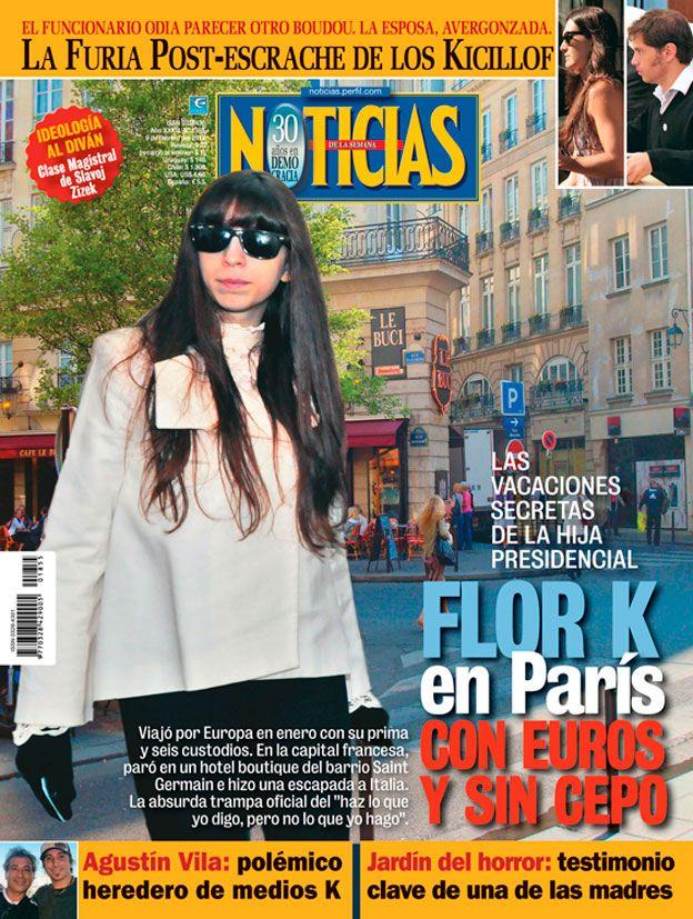 Las vacaciones secretas de Flor K en París