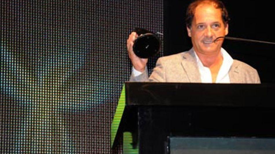 El actor Julio Chávez fue nuevamente premiado.