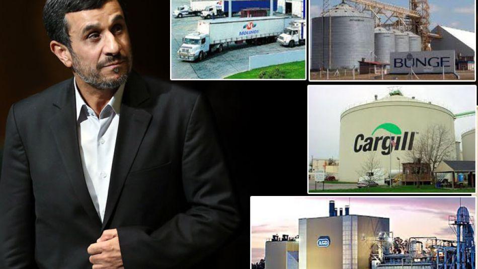 """""""Quiénes son los que venden granos a la República Islámica de Irán... No van a encontrar mi apellido"""", dijo CFK."""