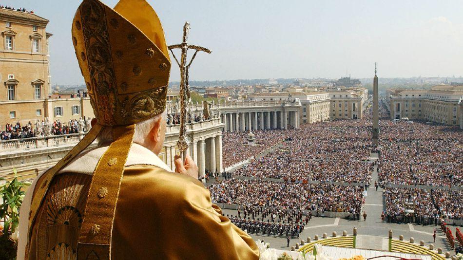 El Papa Benedicto XVI sorprendió a todos al anunciar su renuncia.