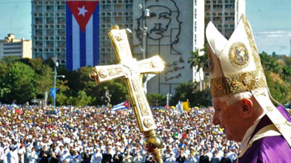 El Papa visitó México y Cuba entre el 23 y el 29 de marzo de 2012.