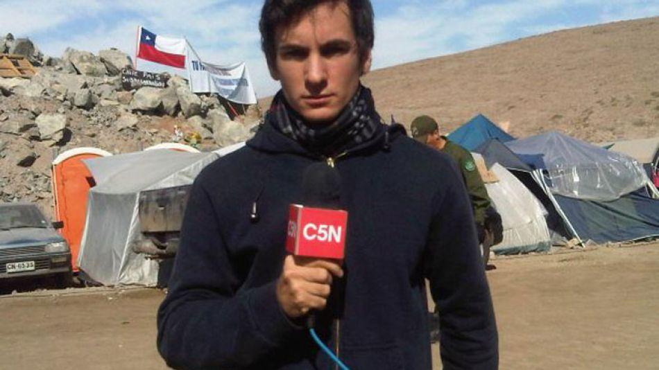 El exconductor del canal de noticias, indignado con los recientes despidos.