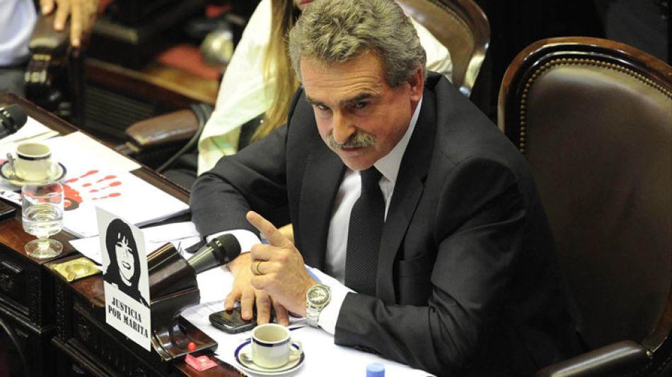 Rossi señaló que el memorándum que el Senado se apresta sancionar el próximo jueves.