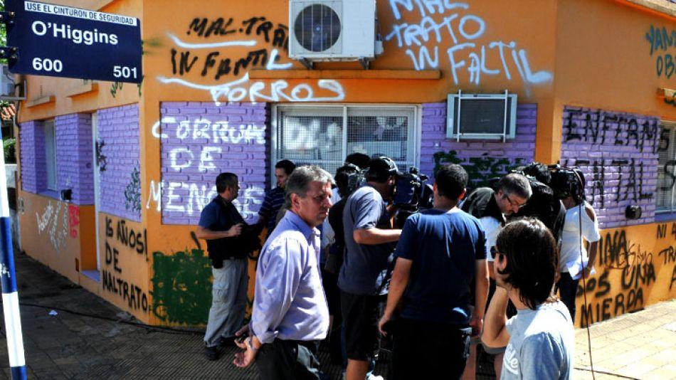 """El magistrado rechazó el pedido del fiscal Franco Servidio, que ayer había reclamado la detención de Yanina Gogonza y Noelia Gallardo por """"abandono agravado de personas""""."""