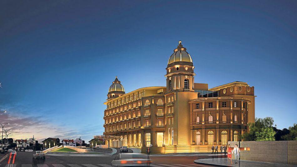 El antiguo Hotel Carrasco es parte de la identidad de Montevideo y de Uruguay.