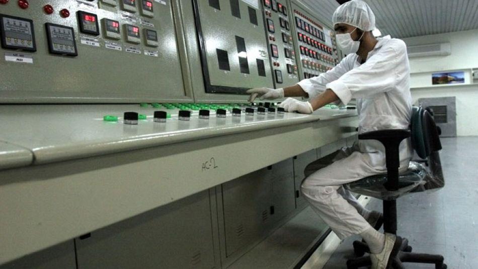 Una de las plantas nucleares del régimen iraní.
