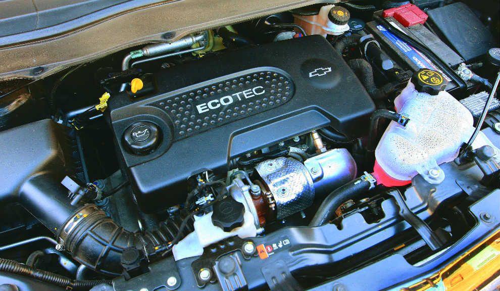 Parabrisas Test Chevrolet Spin Diesel