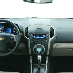 Chevrolet Trailblazer Interior 1