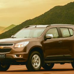 Chevrolet Trailblazer exterior 2
