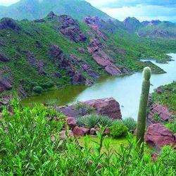 Laguna del Brealito Valles Calchaquies