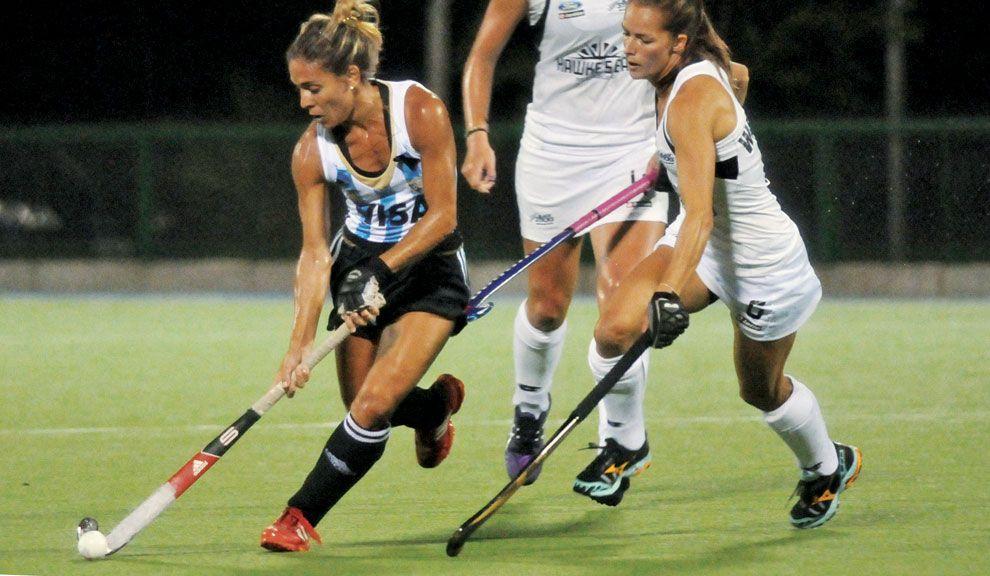 Leonas para todos. El seleccionado femenino de hockey es la joya de brillo internacional que quiere controlar Aníbal F.