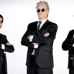 CQC - Roberto Pettinato, Clemente Cancela  y  Diego Iglesias
