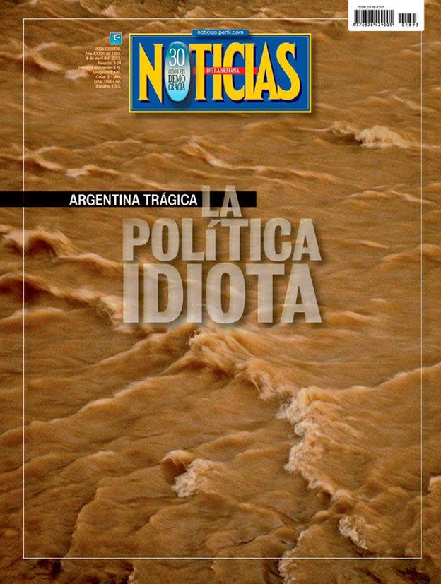 Edicion 1893 de Noticias