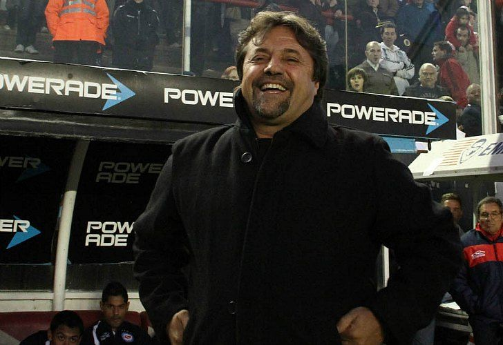 Ricardo Caruso Lombardi será el entrenador de Sarmiento de Junín. / Fotobaires