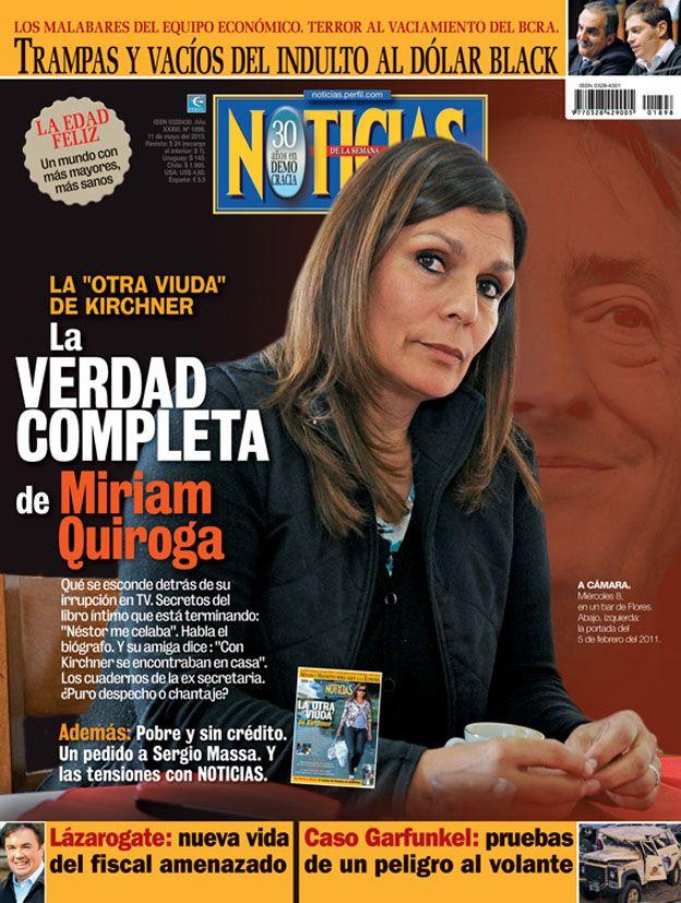 Miriam Quiroga