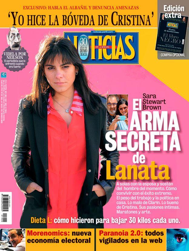 El arma secreta de Lanata