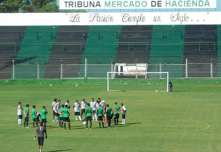 Encontraron una granada en las cercanías al estadio de Nueva Chicago. / Captura web