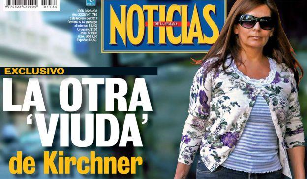Miriam Quiroga fue despedida del Gobierno luego de la muerte de Kirchner.