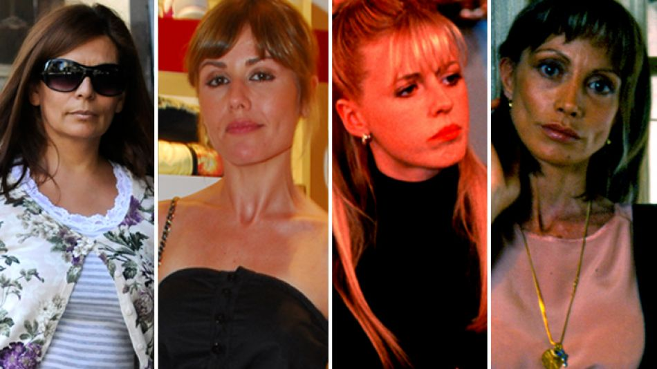 Miriam Quiroga, Victoria Bereziuk, Paola Cocciaglia, Lourdes Di Natale, las secretarias del poder.