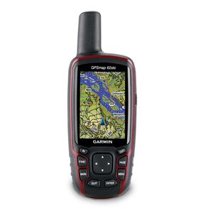 GPS Map 62 STC