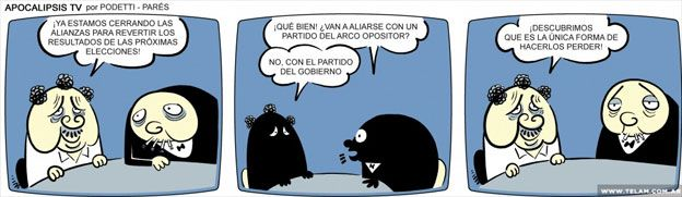 Caricatura Lanata