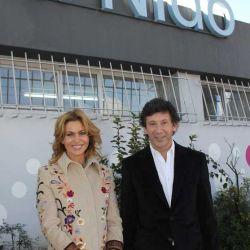 """Karina Mazzoco y Gustavo Posse inauguraron """"El Nido"""", Centro de Desarrollo Infantil y Estimulación Temprana en San Isidro"""