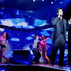 Alejandro Bermudez, el ganador de la noche