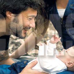 Diego Torres con Nina