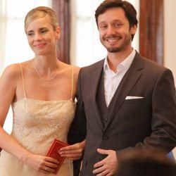 Farsantes Camila y Pedro casados