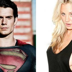 Henry Cavil - Kaley Cuoco
