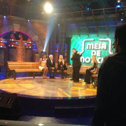 Homenaje a Cris Morena en Gracias por Venir (12)