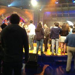 Homenaje a Cris Morena en Gracias por Venir (24)