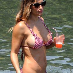 Lola Ponce en Italia (3)