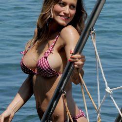 Lola Ponce en Italia (6)