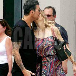 Marcelo Tinelli, Guillermina Valdes e hijos en Miami (2)