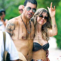 Marcelo Tinelli, Guillermina Valdes e hijos en Miami (6)